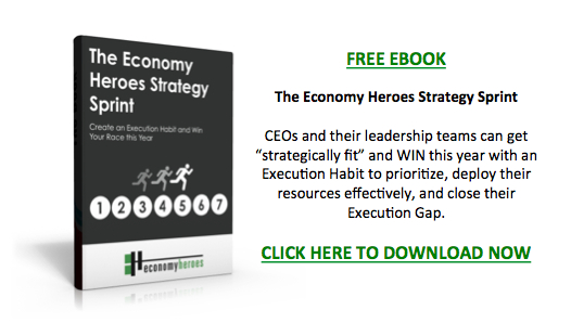 Economy Heroes 60 Day Strategy Sprint